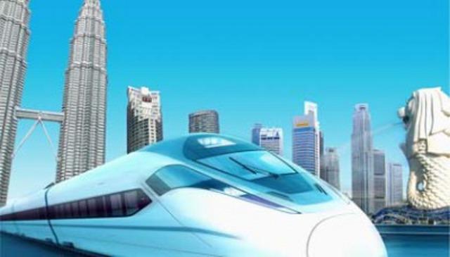 Singpore-KL bullet train