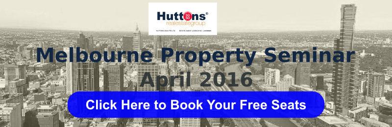 Melbourne property seminar in Singapore