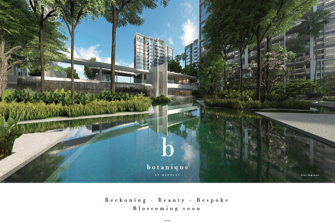 Botanique at Bartley Blossoming Soon