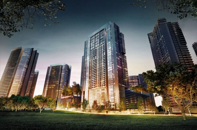 bora residences tropicana danga bay