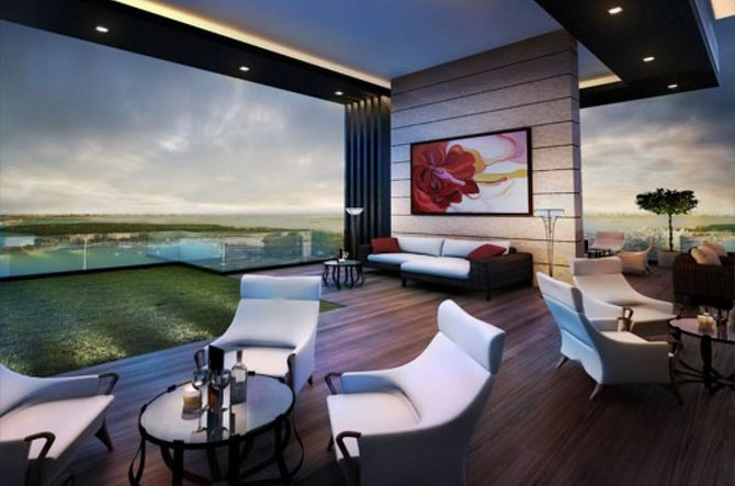 Bora residences tropicana danga bay luxury apartments sales of special released units for Southampton university swimming pool
