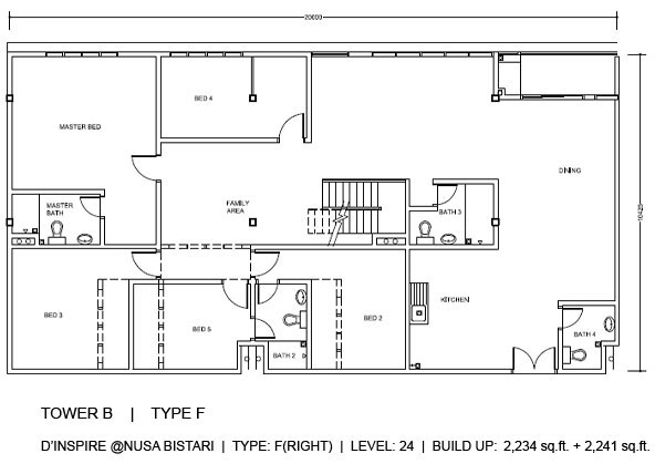 Penthouse Type F