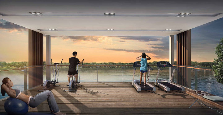 Gym,  Kingsford Waterbay
