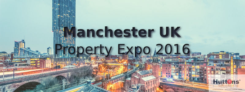Manchester UK property expo