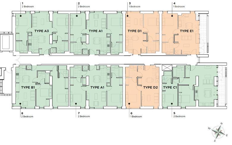 Oxygen Floorplan