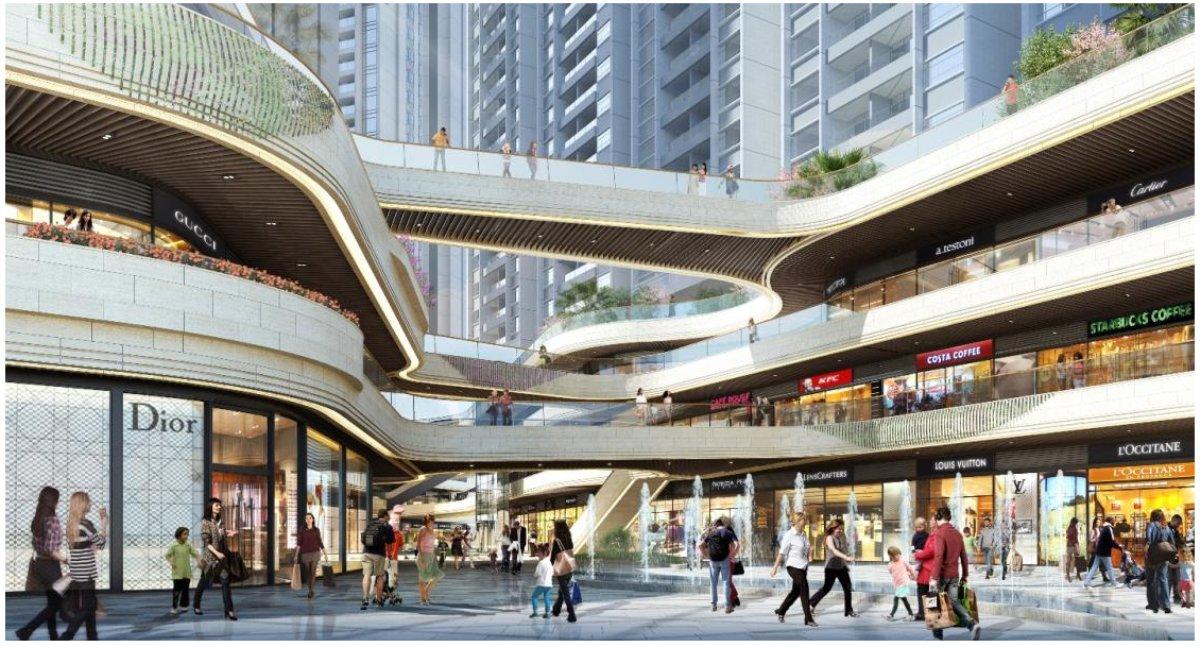 princess cove shopping mall