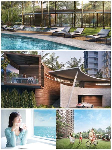 Facilities at Seaside Residences