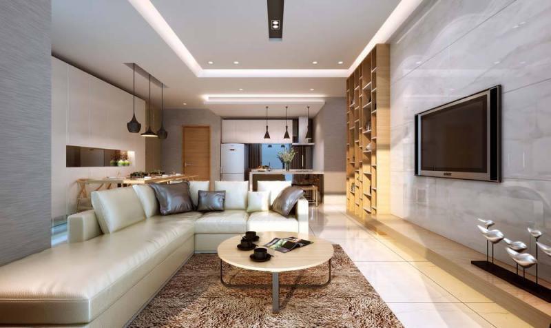 Suasana living room