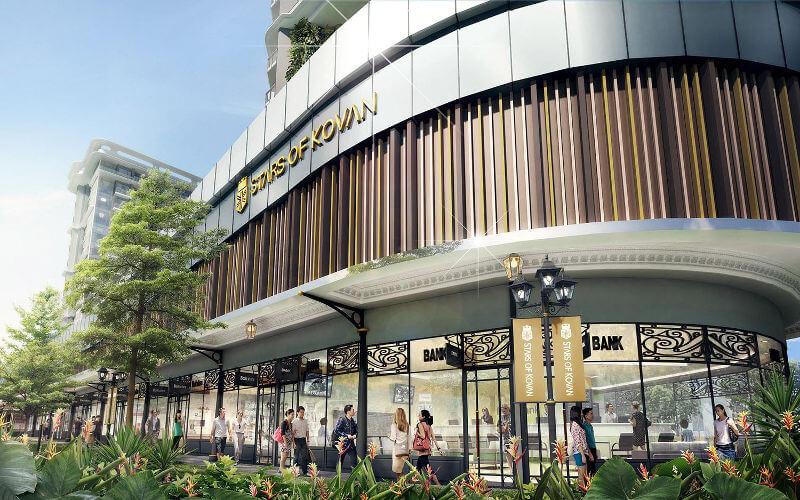 Stars of Kovan mall