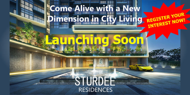 Sturdee Residences condo launch