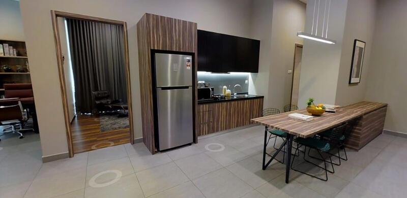 SOHO kitchen and pantry