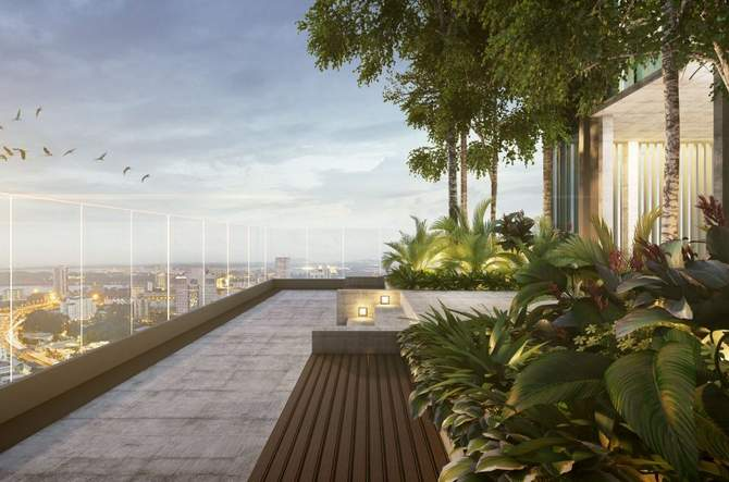Astaka sky garden