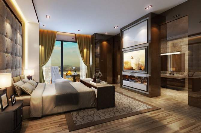 Astaka Master bedroom