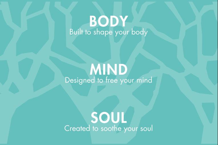 body mind soul