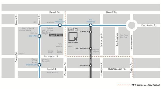 IDEO Q BTS-map-location
