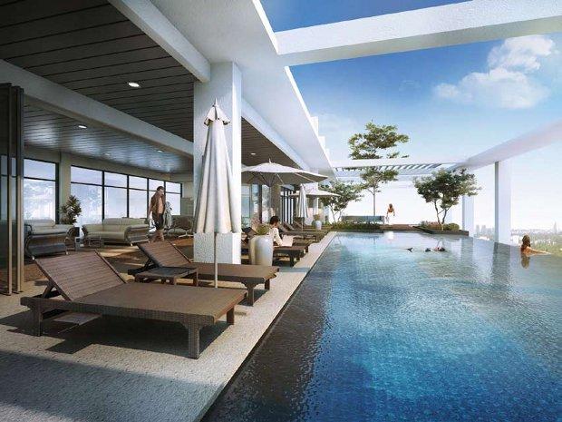 iskandar residences medini pool
