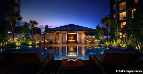 Qbay's Bay Villa