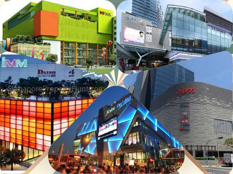 amenities nearby jurong gateway