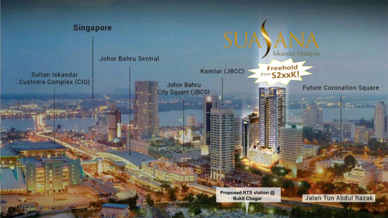 The Suasana Iskandar