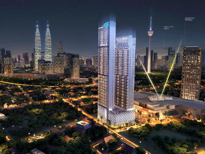 The Colony KL by Infinitum
