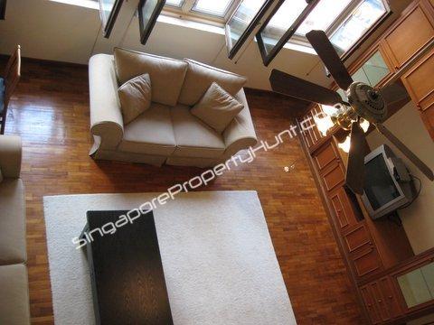 Bugis Studio Loft Apartment Rental Condo In Singapore