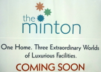 The Minton Condo Launch