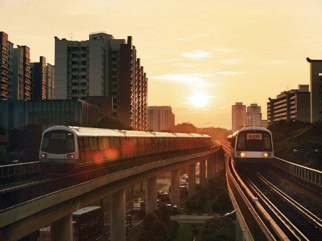 Tanah Merah MRT station
